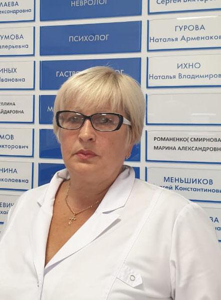 Новичук Валентина Михайловна