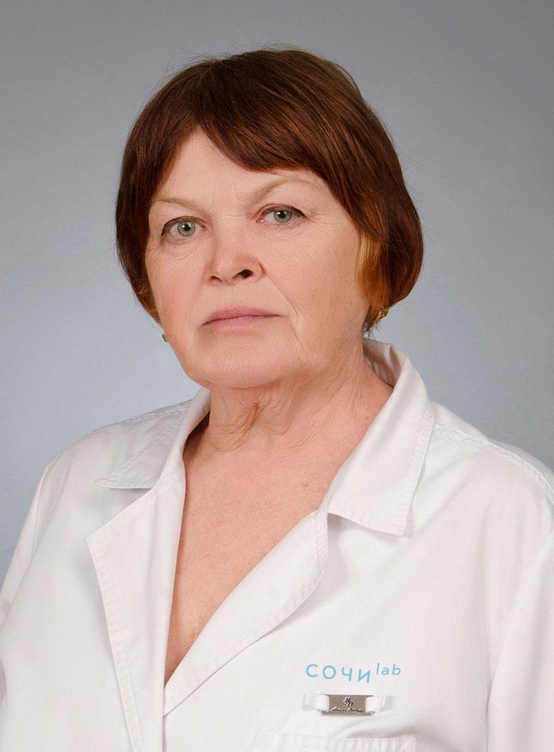 Котлова Тамара Тимофеевна
