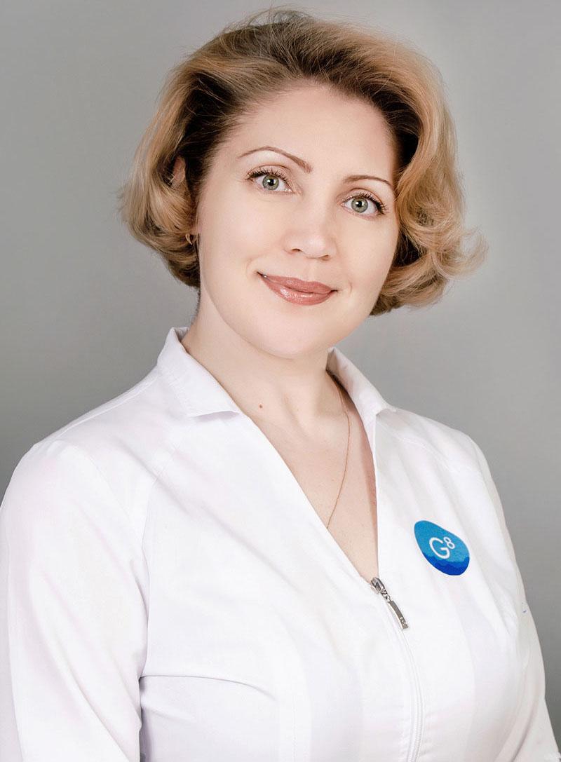 Проненко Лана Райнольдовна