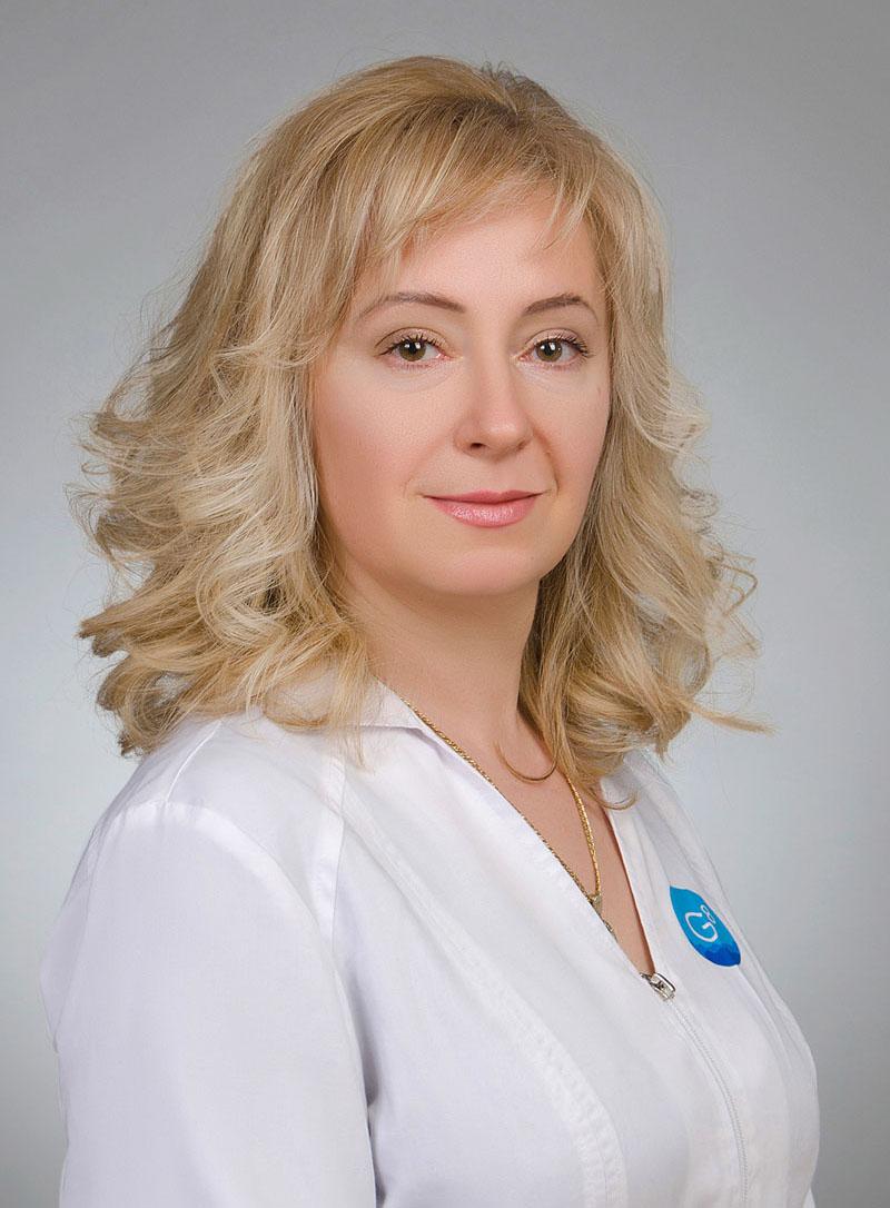 Мелькумова Илона Валерьевна