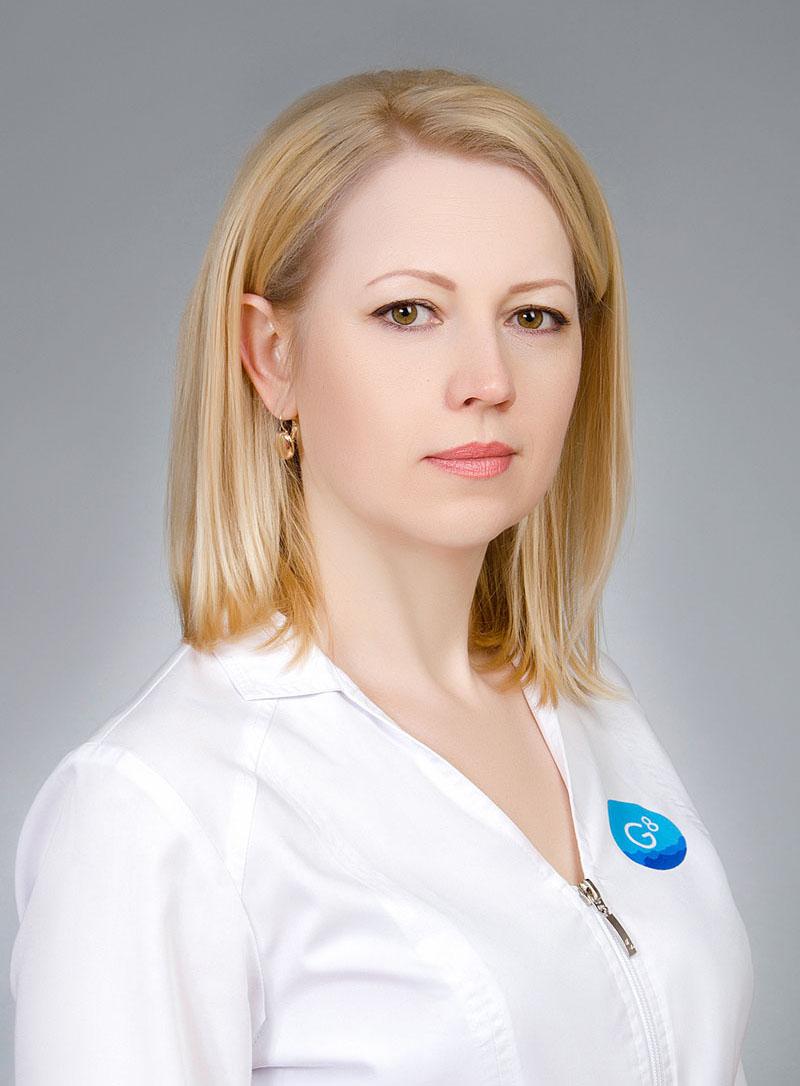 Ихно Наталья Владимировна