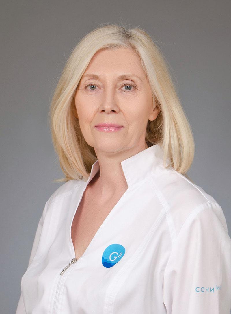 Ермолаева Наталья Александровна