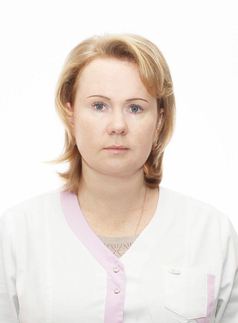 Пересыпкина Екатерина Владимировна