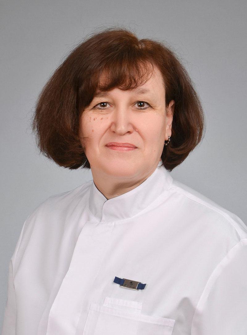 Ильиных Ольга Ивановна