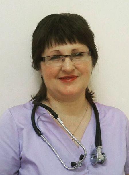 Романенко Марина Александровна