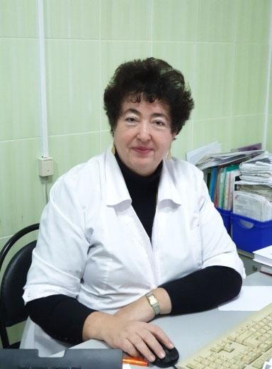Старикова Елена Владимировна
