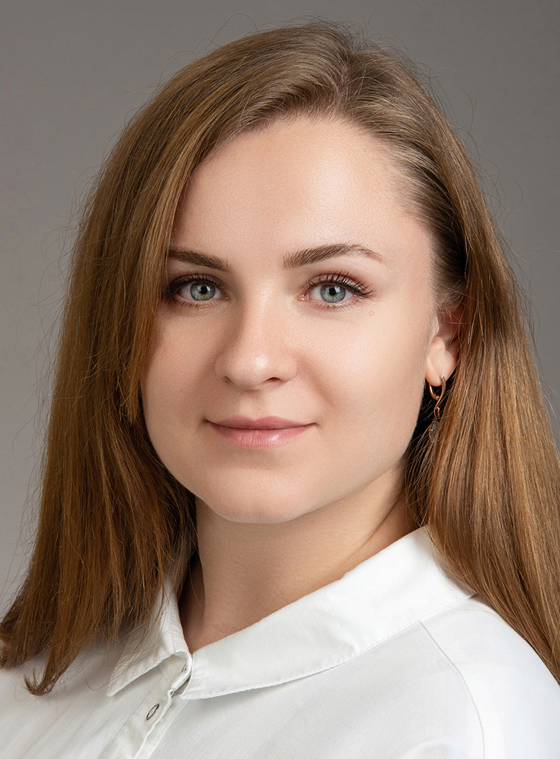 Захаренко Полина Андреевна