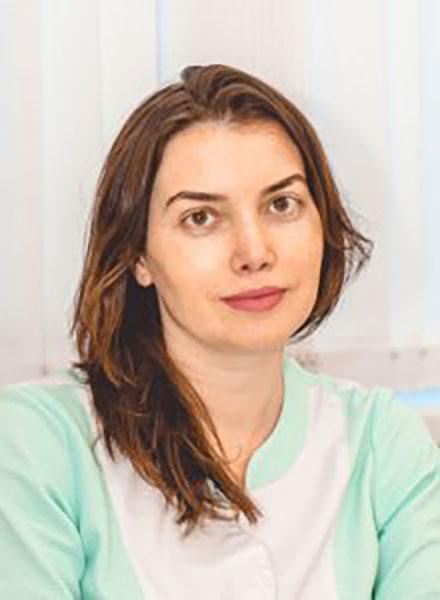 Забровская Анна Анатольевна