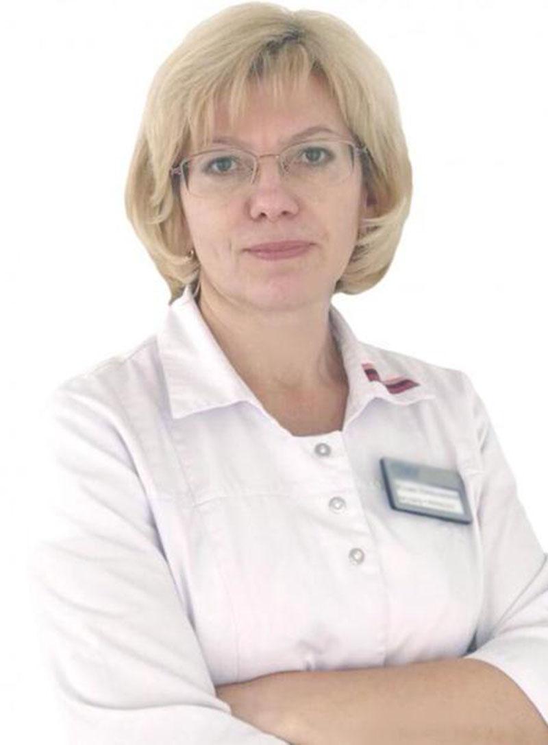 Воронова Юлия Николаевна