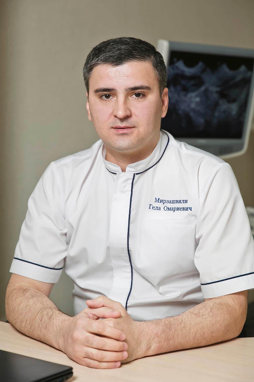 Мирзашвили Гела Омариевич