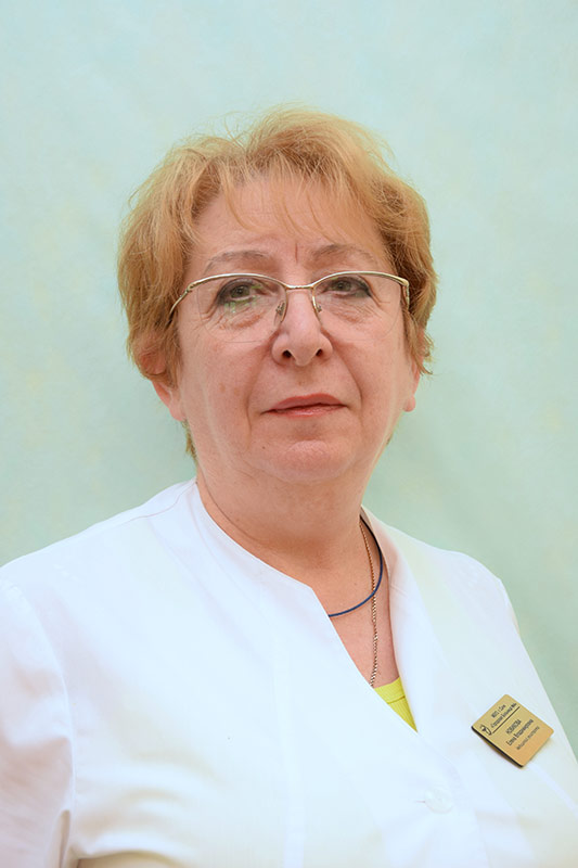 Ковалева Анаида Субатовна